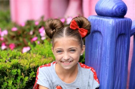 minnie mouse hair styles minnie mouse buns disney hairstyles cute girls hairstyles