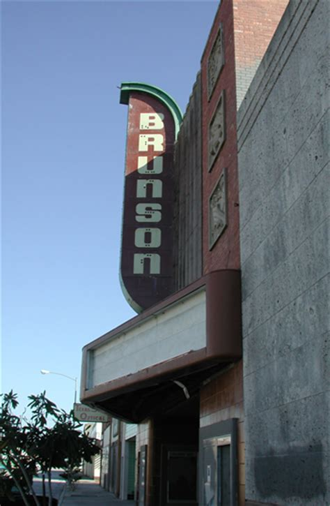 brunson theater baytown