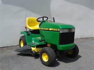 deere lx173 used lawn tractor