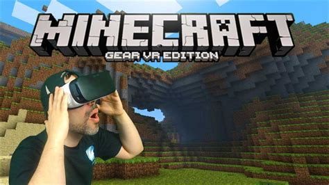 Vr Minecraft minecraft gear vr gameplay immersion mode minecraft vr