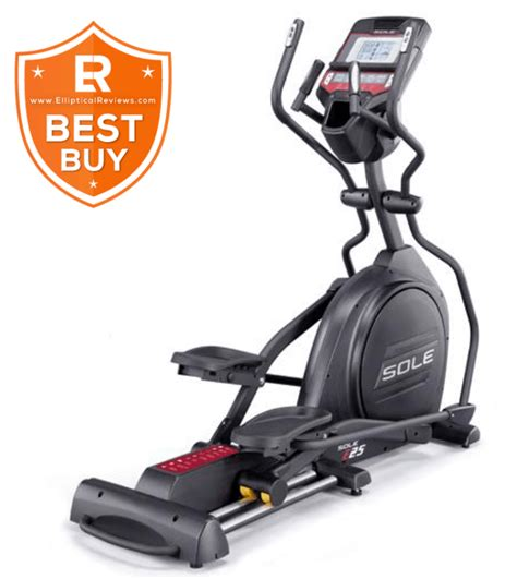 sole e25 elliptical review 2018