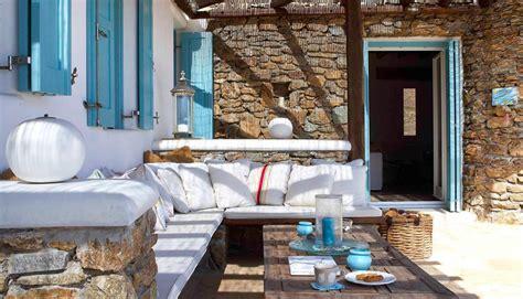 islas griegas estilo mediterraneo fresco  relajado