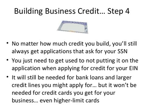 Do Business Credit Cards Build Personal Credit