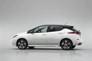 Electric Vehicles 2018 2018 Nissan Leaf Conceptcarz