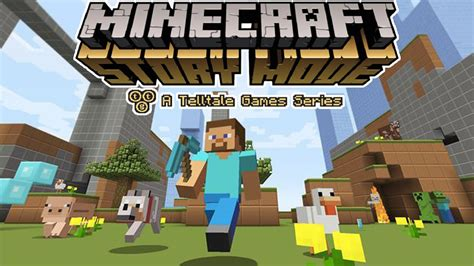 minecraft story mod online game minecraft story mode complete episodes 1 8 free full
