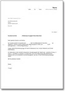 Musterbrief Widerspruch Jobcenter Widerspruch Bei Der Arge De Musterbrief