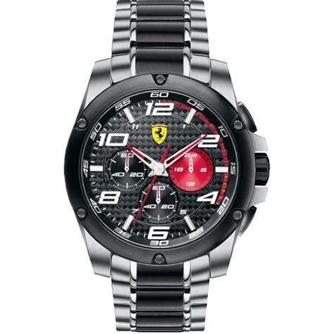 Scuderia Orologi Line White Black Rubber For father s day scuderia watches a need for speed
