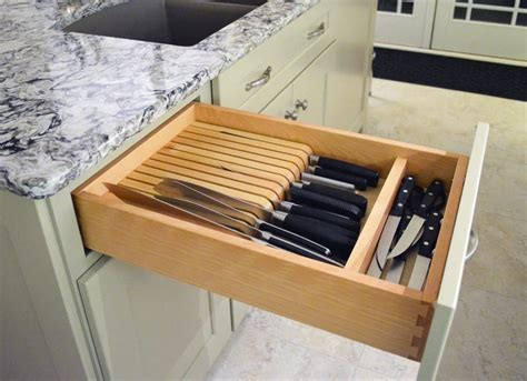 how to store kitchen knives how to design a kitchen like a pro