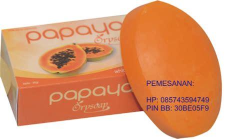 Berapa Sabun Pepaya Yang Asli serba sabun kesehatan dan kecantikan herbal buah papaya