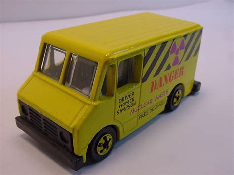 Truck Combat Ambulance Grave Pit Crew the simpsons wheels wiki