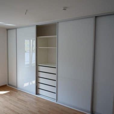 parete armadio armadi in legno su misura roma
