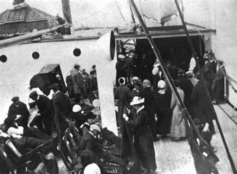 titanic boat survivors rare photographs of titanic survivors in 1912 vintage
