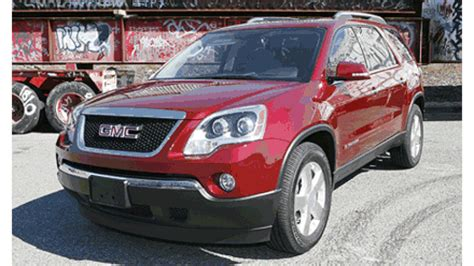 how to learn about cars 2007 gmc acadia windshield wipe control 2007 gmc acadia review 2007 gmc acadia roadshow