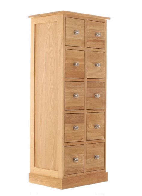 dvd storage drawers furniture mobel oak dvd cd storage chest living room furniture