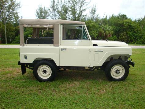 1965 nissan patrol 1965 nissan patrol bring a trailer