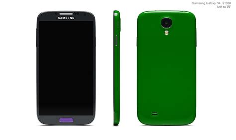 galaxy s4 colors get a samsung galaxy s4 in any color through colorware