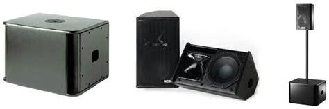 Speaker Nexo pa system hire nexo yamaha sound hire
