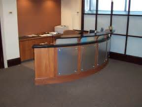 Reception Desk Images Custom Made Accounting Reception Desk By Mica Shop Custommade