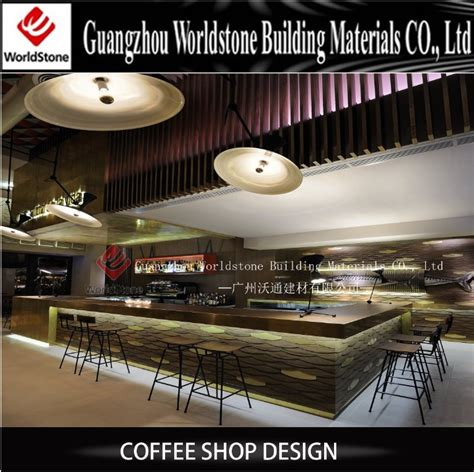 Fast Food Kitchen Design coffee counters coffee bar counter coffee shop interiors