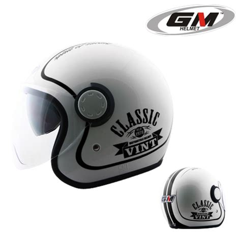 Helm Gm Motif Hello helm gm vint classic pabrikhelm jual helm murah