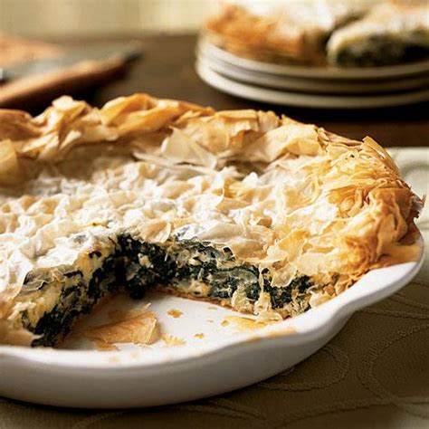 savory pie recipes cooking light