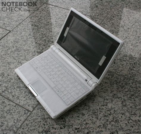 Notebook Asus Eee Pc Second review asus eee pc family notebook notebookcheck net reviews