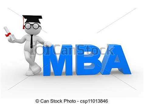Can A Person Do Mba by Businessman Clipart Instant Csp11013846