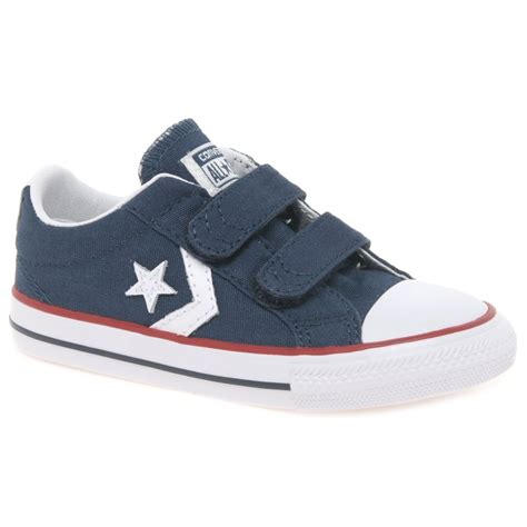 converse shoes for boys converse player 2v boys infant canvas shoes charles