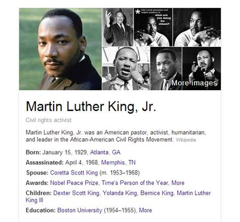 biography martin luther king a short biography of dr martin luther king jr he is