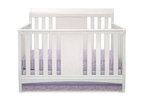 Delta Bennington Sleigh 4 In 1 Crib by Bennington Sleigh 4 In 1 Crib Delta Children S Products