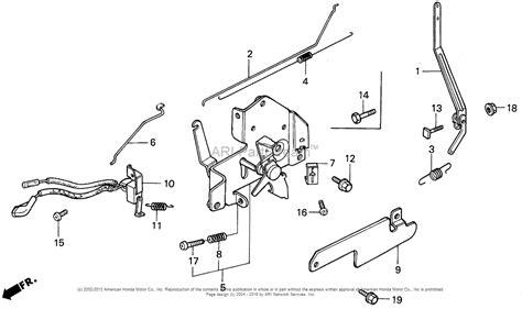 2001 honda 400ex carb diagram honda auto parts catalog