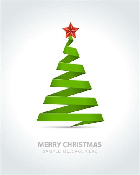 simple but beautiful christmas tree pictures simple ribbon tree vector graphics my free photoshop world