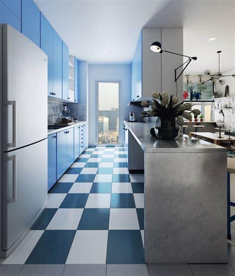 schachbrett fliesen wohnung gestalten im skandinavischen stil 10 apartments