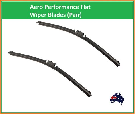 Raiton Wiper Blade 20 Inch 500 Mm multi aero wiper blades pair of 20inch 500mm 18inch