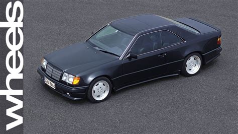 mercedes hammer the hammer 1988 mercedes 300ce 6 0 amg review