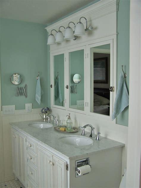diy master bathroom remodel remodelaholic complete diy master bathroom remodel