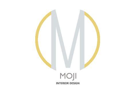 www design moji interior design logo moji interiors