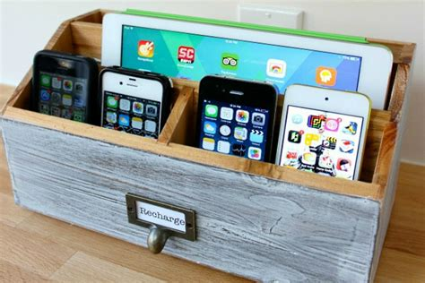 driven by decor family charging station 21 phone hacks you will wonder how you lived without