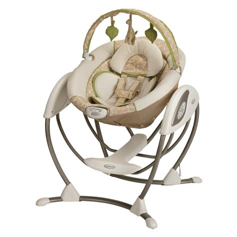 baby swings and gliders com graco glider lx gliding swing raffy