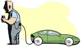 Electric Car How To Charge How Much Do Electric Vehicles Cost To Charge