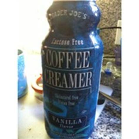 Trader Joe's Coffee Creamer   Vanilla: Calories, Nutrition