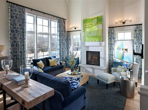 Lovely Best Living Room Furniture Sets #2: Security-System-in-HGTV-Smart-Home-2014-Laundry-Room-rate-my-space-living-room.jpeg