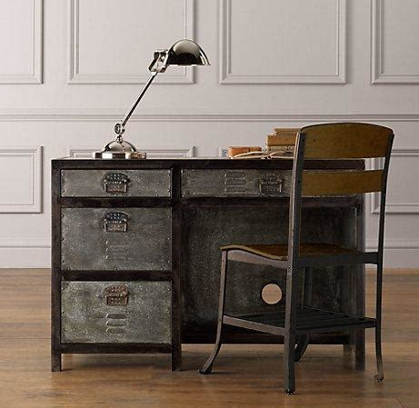 Vintage Locker Desk Desks Vanities Restoration Restoration Hardware Desk