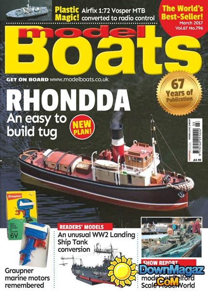 model boat magazine download model boats 03 2017 187 download pdf magazines magazines