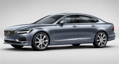 volvo   reportedly    cylinder hybrid carscoops