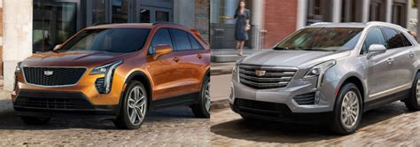 2019 Cadillac St4 by What Are The Differences Between The Cadillac Xt4 And Xt5