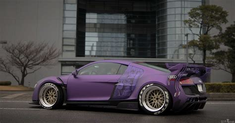 Auto Tuning Audi by Audi R8 Tuning Pictures