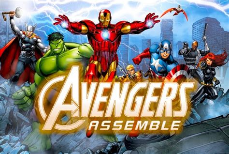 Avangers Series marvel s assemble season 3 episode 2 tvseriesonline