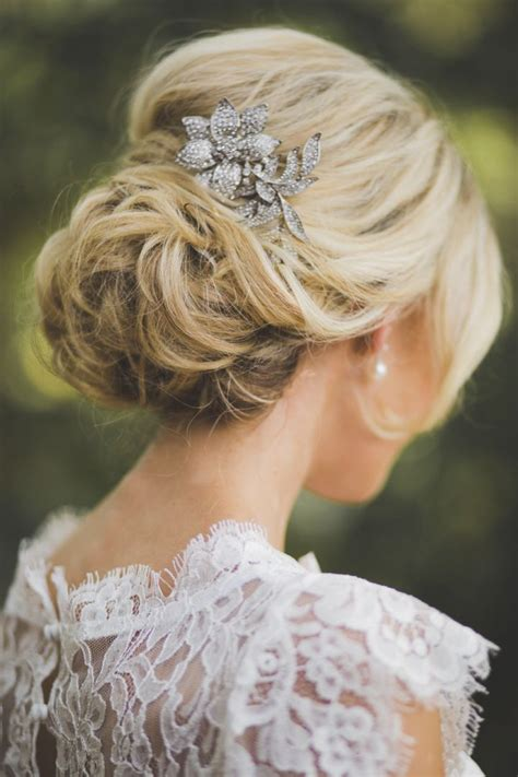 Coif Hairstyle by Wedding Hairstyles For Hair How To Achieve Your