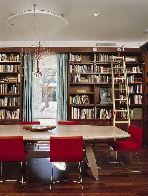 library room ideas 25 dining rooms and library combinations ideas inspirations
